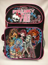 """Monster High Grandes 16 """"Mochila-Producto Con Licencia"""
