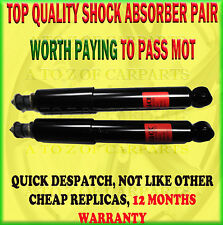 FOR MITSUBISHI DELICA L400 SPACE GEAR 2.8 94>> P*8W FRONT SHOCK ABSORBER PAIR