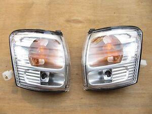 Corner Indicator Turn Light For Toyota Hilux Ute SR5 2001-05 4x2 4x4 Wiring Pair