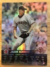 2004 MLB Showdown Holo Foil Jason Schmidt #292 Giants