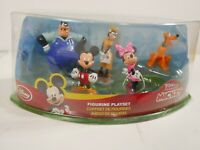 Brand New Sealed Mickey Mouse Clubhouse Figurine Playset - 5 Figurines