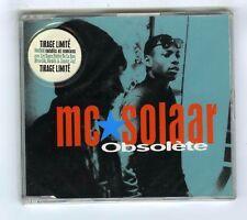 MC SOLAR MAXI CD SINGLE EDITION LIMITEE (NEUF) OBSOLETE 2