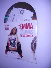 Emma Daumas / the locomotion  - cd promo