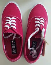 Volley O.C.1959 Restored & Rebuilt Canvas Sneakers Shoes, Youth Size 5W US, 3 UK