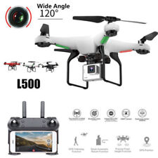 170° Wide Angle Dron HD Camera Drone WiFi FPV Helicopter Hover Plane