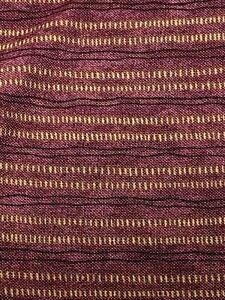 Fall Moda Stripe Fabric 100% Cotton Fabric Fat Quarter Sweet Potato Pie Gervais