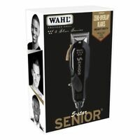 Wahl Professional 8545 5-star Series Senior Corded Clipper - NEW Gold Design!