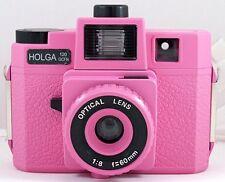 UK - Holga 120GCFN / GCFN PINK 120 Medium Format Film Camera lomo Kodak FUJI