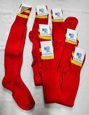 lot de 25p Chaussettes de Foot KOPA Rouge/jaune tailles 36-39