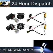 2X H10 WHITE 4 CREE LED FRONT FOG SPOT LAMP LIGHT BULBS CAR KIT XENON FF503701