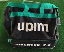 f646d46858 BORSONE CALCIO FC JUVENTUS KAPPA ARISTON 1990 1991 VINTAGE BAG BORSA maglia  V