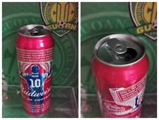 rare china 2020 Budweiser beer X Lionel messi  Empty can 550ml