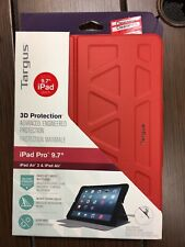 Targus THZ63503GL 3D Protection Case For 9.7 iPad Pro, iPad Air 2 ** NEW **^^