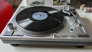 Audio Technica Plattenspieler DJ Turntable AT-LP 120 USB