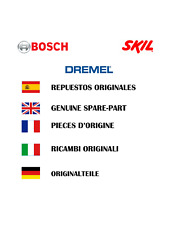 2609101150 Housing: : Originale Bosch-Dremel Spare-Part