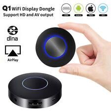 HDMI AV WIFI Wireless Display Dongle TV Stick Q1 DLNA Miracast Airplay Receiver