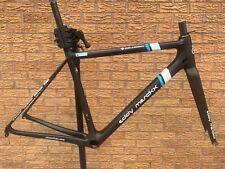 Eddy Merckx/Ridley Helium SLX carbono cuadro de carbono de Bicicleta de Carretera Marco HORQUILLA XS