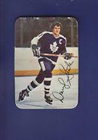 Darryl Sittler HOF 1977-78 O-PEE-CHEE OPC Hockey Glossy Insert #20 Maple Leafs