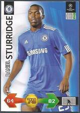 PANINI UEFA CHAMPIONS LEAGUE 2009-10 TRADING CARD-CHELSEA-DANIEL STURRIDGE