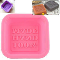 Safe Silicone Chocolate Muffin Handmade Soap Cake Mould Molds DIY Kitchen Tool