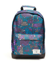 2017 NWT YOUTH BOYS ELEMENT BEYOND BACKPACK $35 neon purple padded laptop sleeve