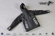 ARC'TERYX Hyllus Hoody in black Chris Costa 1/6th Scale Action Figure Accessoies