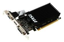 Msi SCHEDA VIDEO GEFORCE GT710 1 GB PCI-E 1GD3H LP (V809-1899R) (0000038140)