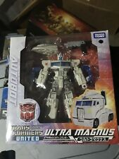TAKARA TOMY ASIA EXCLUSIVE TRANSFORMERS UNITED ULTRA MAGNUS MISB