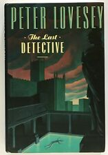 Peter Lovesey: The Last Detective SIGNED FIRST EDITION