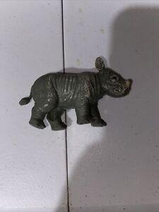 Chap Mei Baby Rhino Figure Rhinoceros Toy