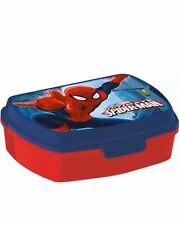 Sandwich Box / Lunch - Spiderman For Kids School