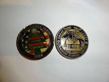 CHALLENGE COIN GREAT LAKES TRAINING SUPPORT CENTER MICHIGAN TSC CHRISTMAS PARTY