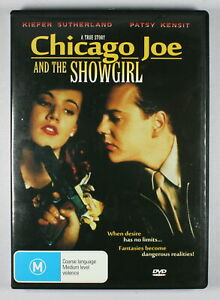 Chicago Joe and the Showgirl DVD FREE POST