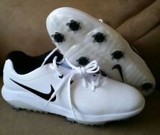 New Mens White Nike Golf Vapor Pro Golf Shoes Size 10W Aq2196-101 with Free Ship