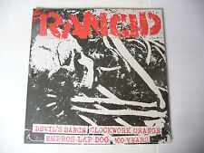 "RANCID""DEVIL'S DANCE-disco 45 giri EP PIRATES UK 2012 SIGILLATO -PUNK/VERY RARE-"