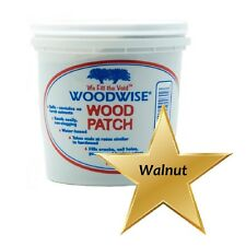 Woodwise Walnut Wood Patch Filler - Quart