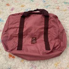 Weekeight Travel Duffle Bag Pink Purple Overnight
