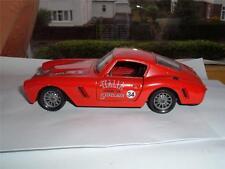 MATTEL HOT WHEELS FERRARI 250 GT 1/25 SCALE ITALY ORIGINAL CLEAN EXAMPLE C PICS