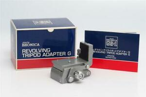 Zenza Bronica GS-1 Revolving Tripod Adapter G *NEW OLD STOCK