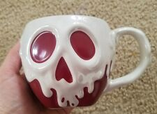 Disney Parks New Disney Snow White Poison Apple Evil Queen Mug Cup