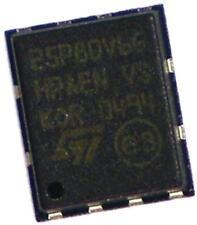 2 x STMicroelectronics M25P80-VMP6G SPI 8 Mbit Flash Memory 8 ns 3 V vfqfpn 8-Pin