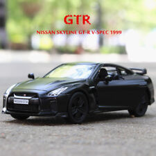1:36 Alloy car model Simulation Nissan GTR Sports car Collection Decoration Gift