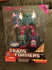 G1 Seacons Piranicon Big Bad Toy Store Reissue 100% Complete W/ box MIB
