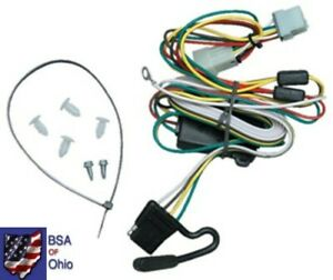 Trailer Hitch Wiring Tow Harness For Chevrolet Venture Van 2003 2004 2005