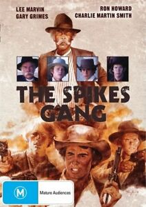 The Spikes Gang DVD BET RARE modern western from the director of Soylent Green