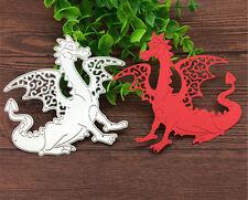 Metal Pterosaurs DIY Cutting Dies Album Card Paper Embossing Stencil Craft
