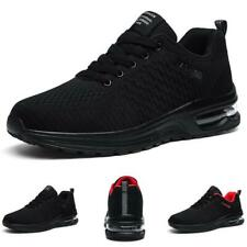 Men Leisure Sneakers Shoes Fitness Sports Trainer Outdoor Running Non-slip Gym B