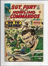 Sgt. Fury and his Howling Commandos #49 (1967) VF- 7.5