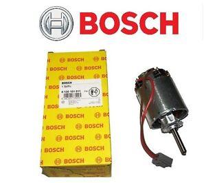 VOLVO S60 V70 Heater Fan Motor BOSCH 0130101511 New