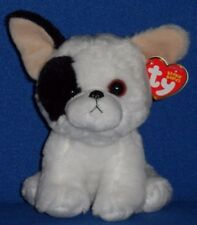 TY MARCEL the FRENCH BULLDOG BEANIE BABY - MINT with MINT TAG